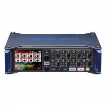 Zoom F8 Multi-Track Field Recorder | Front View