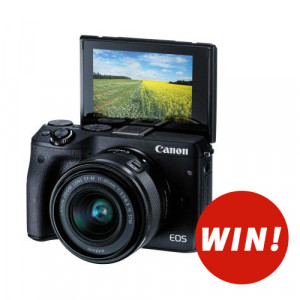 Win a Canon EOS M3 Mirrorless Camera worth R8000! | Photo Competition