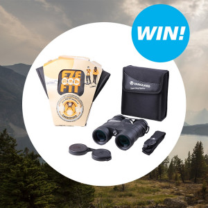 Win a Vanguard Orros 10x42 Binocular & EZE-FIT Harness worth R3500! | Photo Competition