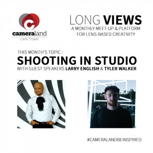 "Here's What You Missed: ""Shooting In Studio"" Creative Conversations & Demo"
