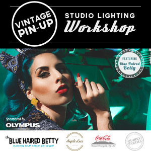 Cameraland – Olympus Vintage-Inspired Studio Lighting Workshop
