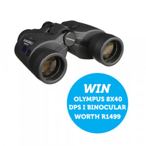 Win An Olympus 8x40 DPS I Binocular worth R1499! | July 2017 Competition