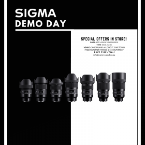 Sigma Demo Day #sigmaexperience