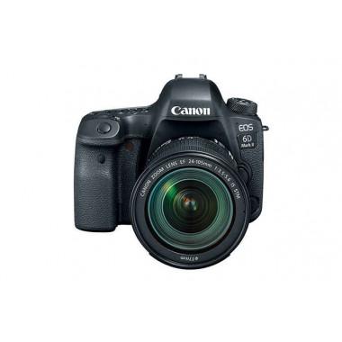 Canon EOS 6D Mark II + 24-105mm IS STM Lens
