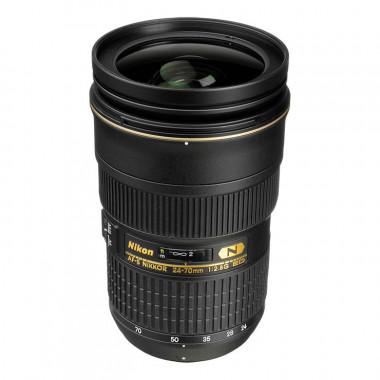 Nikon Nikkor 24-70mm F2.8 G AF-S ED