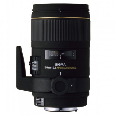 Demo: Sigma 150mm f/2.8 APO MACRO EX DG HSM Lens (For Canon)