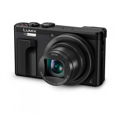 Panasonic Lumix DMC-TZ80 Digital Camera (Black)