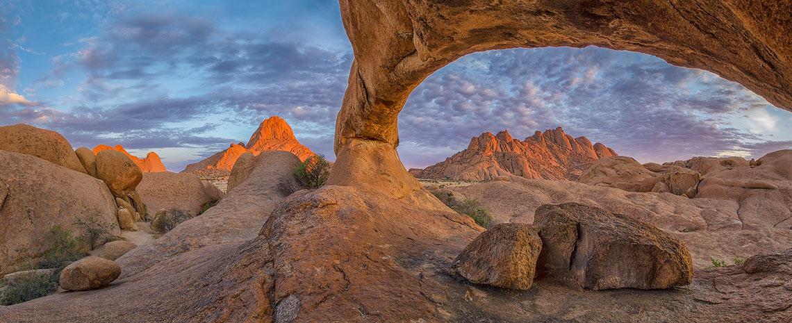 Penda Namibia Landscape Photography Tour