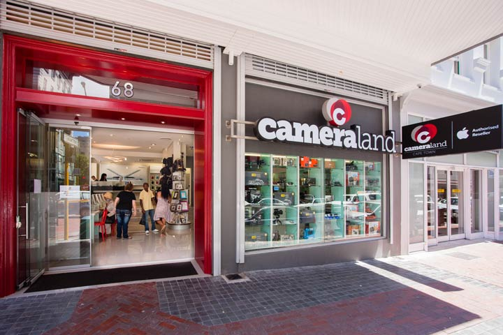Cameraland Cape Town - Best Camera Deals in South Africa