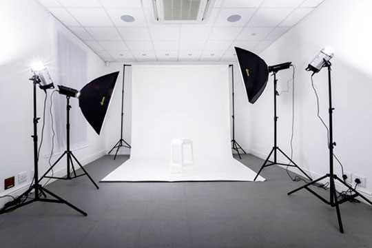 Cameraland Photographic Studio in Cape Town